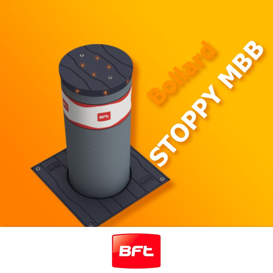 راهبند ستونی STOPPY MBB بی اف تی