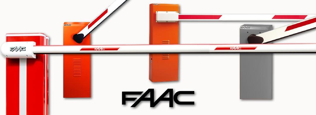 راهبند فک FAAC