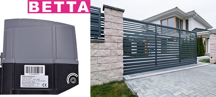 جک برقی ریلی BETA F500