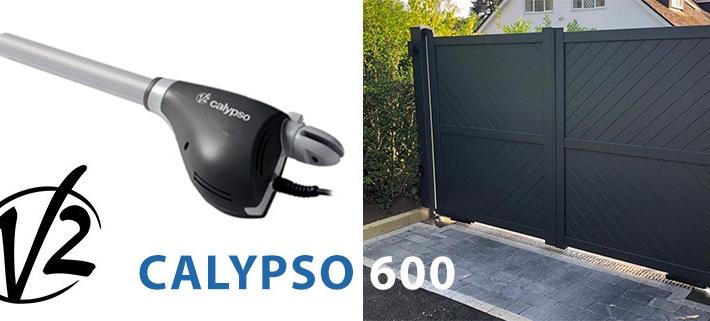 درب اتوماتیک CALYPSO 600